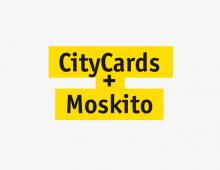CityCards + Moskito